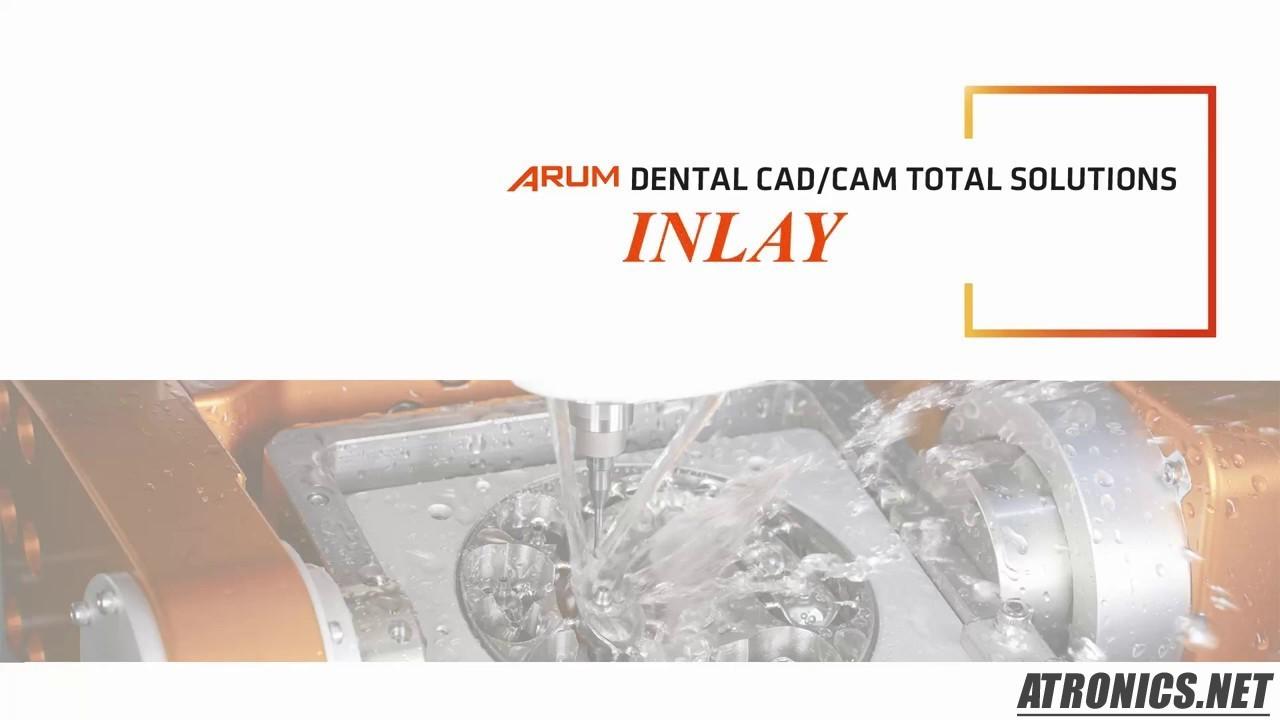 Mũi cắt CAD/CAM kim loại (Hangsong Korea) cho máy ARUM