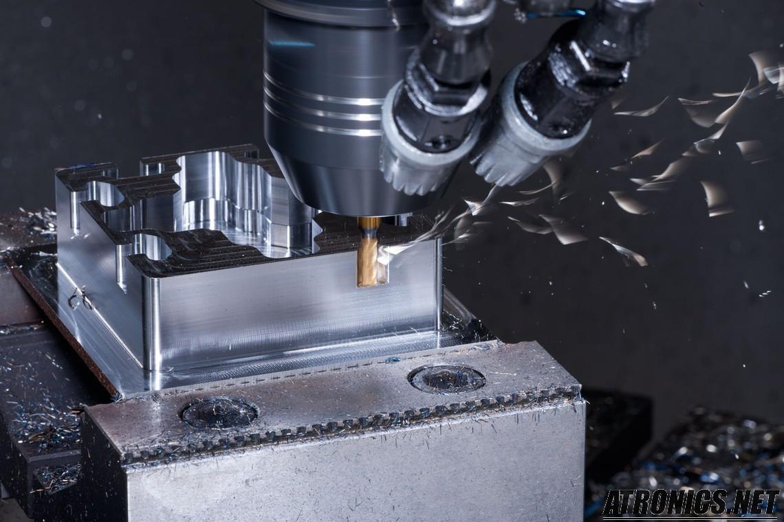 CON NGƯỜI-MÁY MÓC-CÔNG CỤ( Tool, Dầu,...) Cái nào quyết định năng xuất của nhà máy gia công cơ khí CNC